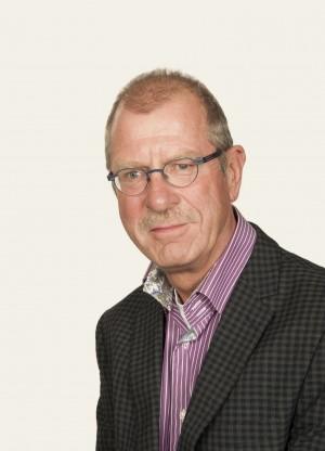 Boekhouder Ben Melenhorst van administratiekantoor Renswoude