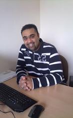 Boekhouder Mahes Jairam van administratiekantoor amsterdam west