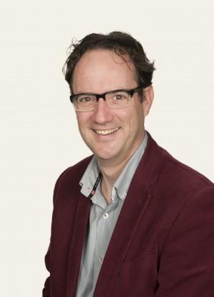 Boekhouder Peter van de Pas van administratiekantoor Den Haag
