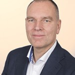 Boekhouder Marius Weiland van het administratiekantoor Amsterdam Centrum