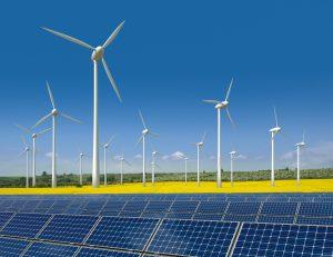 Hernieuwbare Energieprojecten