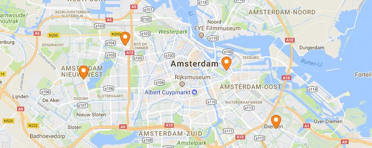 Opzoek naar een administratiekantoor in Amsterdam?