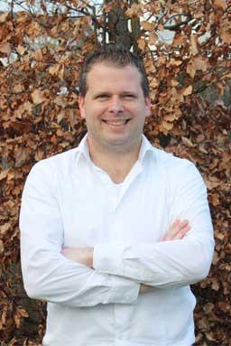 Accountant Luc Boonen van administratiekantoor Heythuysen