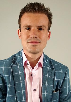 Boekhouder A. Dekker van administratiekantoor Hoogeveen